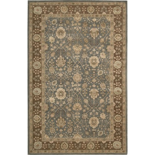 Nourison Nourison 3000 12' x 15' Light Blue Area Rug