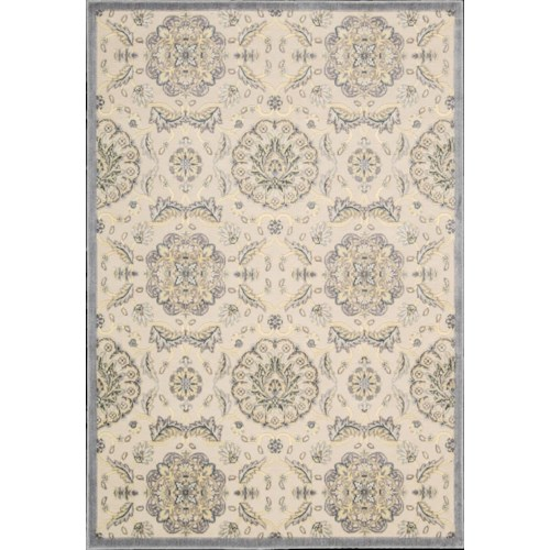 Nourison Graphic Illusions Area Rug 7'9