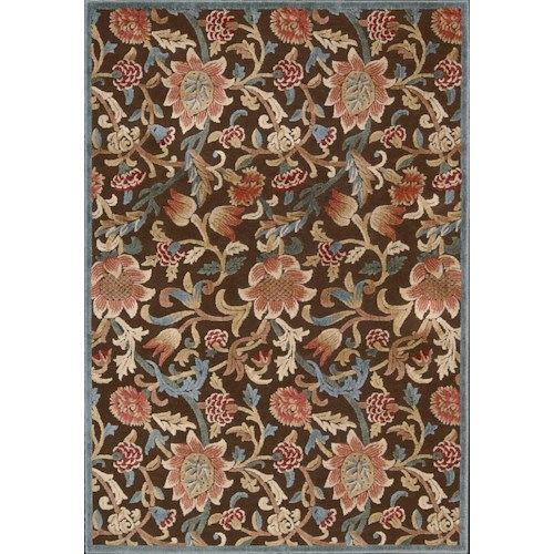 Nourison Graphic Illusions Area Rug 2'3