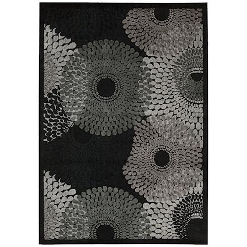Nourison Graphic Illusions Area Rug 3'6