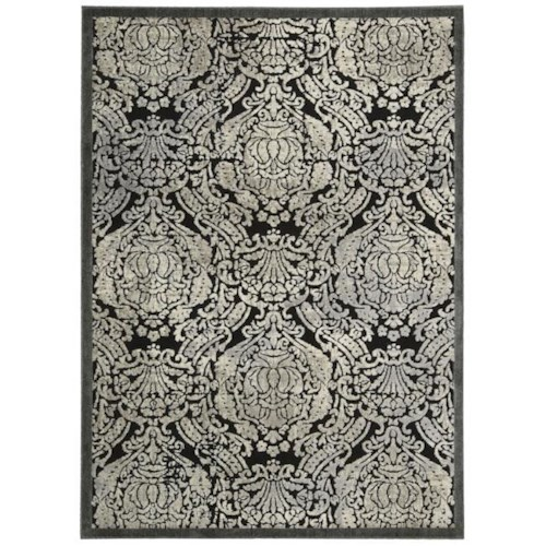 Nourison Graphic Illusions Area Rug 3'6