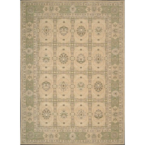 Nourison Persian Empire Area Rug 2' x 2'9