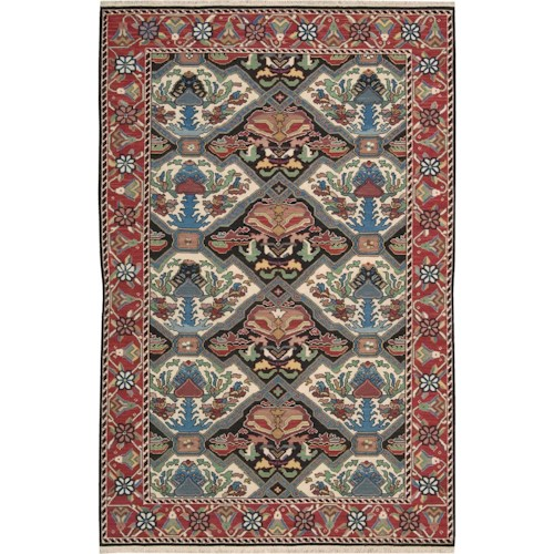 Nourison Nourmak 12' x 18' Multicolor Area Rug