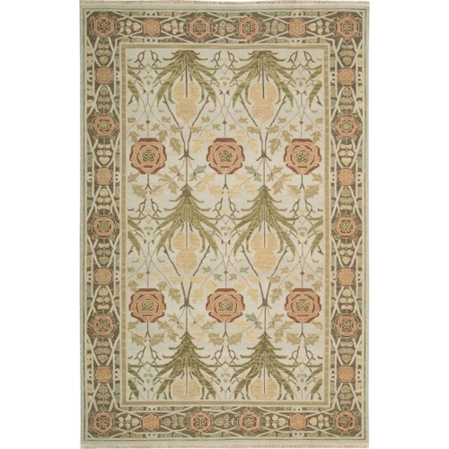 Nourison Nourmak 12' x 15' Light Green Area Rug