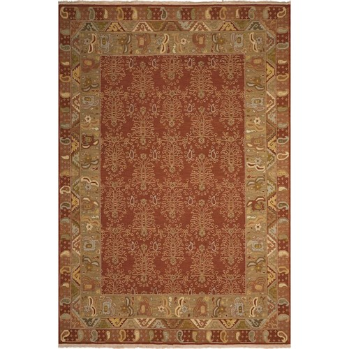 Nourison Nourmak 12' x 18' Brown Area Rug