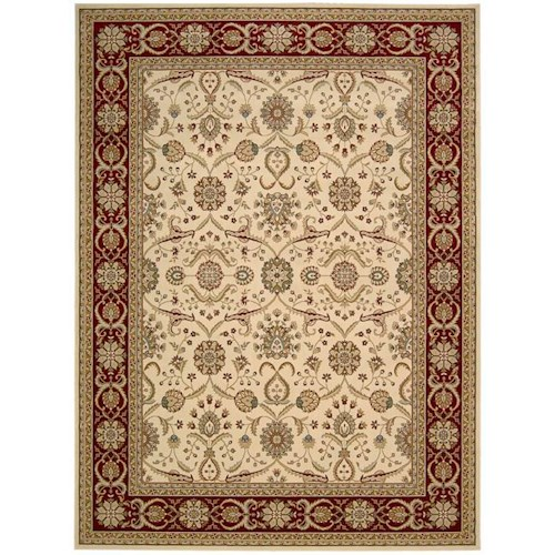 Nourison Persian Crown Area Rug 1'11