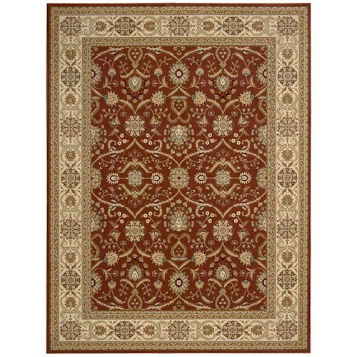 Nourison Persian Crown Area Rug 7'10