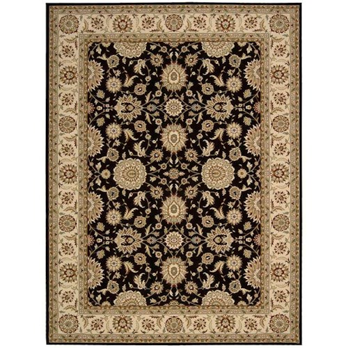 Nourison Persian Crown Area Rug 9'3