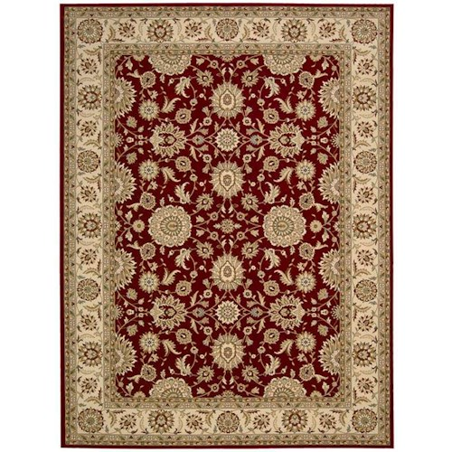 Nourison Persian Crown Area Rug 3'9