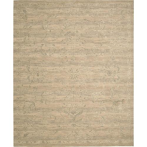 Nourison Silk Elements 12' x 15' Sand Area Rug