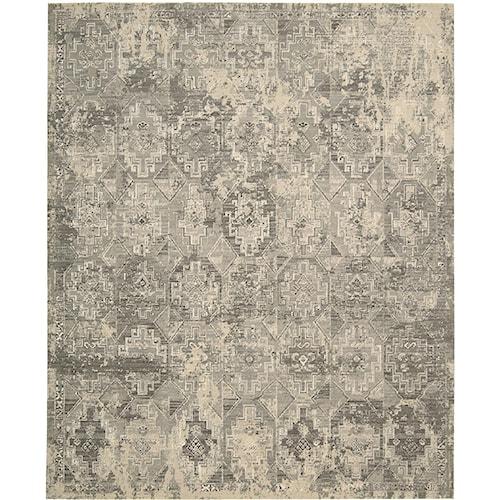 Nourison Silk Elements 9'9