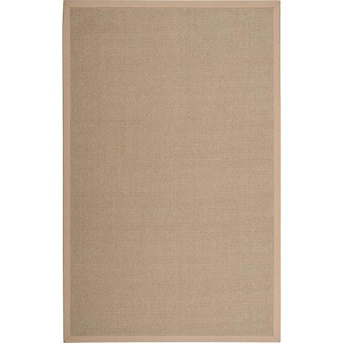 Nourison Sisal Soft 8' x 10' Sand Area Rug