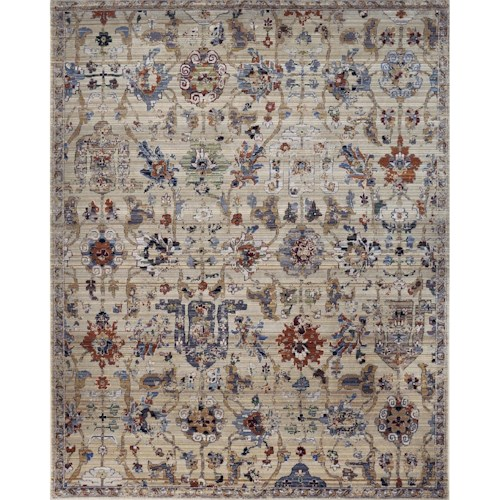 Nourison Timeless 12' x 15' Taupe Area Rug