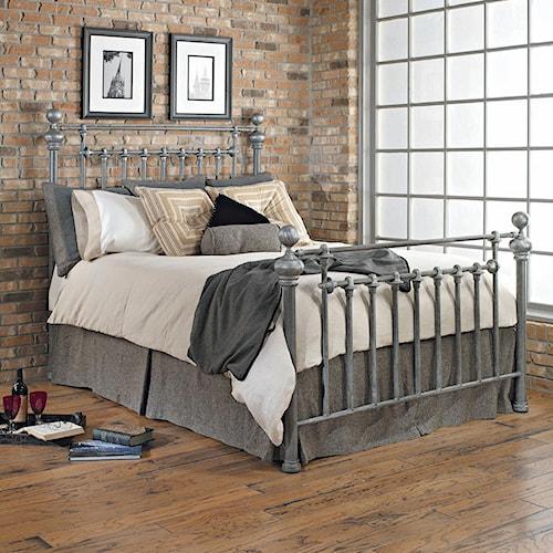 Old Biscayne Designs Custom Design Iron and Metal Beds Emilie Metal Bed. Old Biscayne Designs Custom Design Iron and Metal Beds Lauren