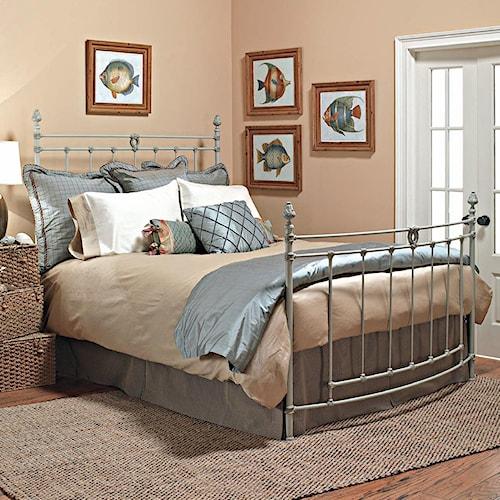 Old Biscayne Designs Custom Design Iron and Metal Beds Rosalie Metal Bed. Custom Design Iron and Metal Beds  METAL  by Old Biscayne Designs