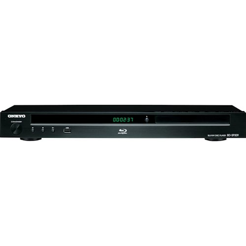Onkyo Blu-Ray and DVD Players 3D Blu-Ray Player with Ethernet Port