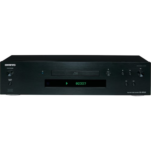 Onkyo Blu-Ray and DVD Players 3D Blu-Ray Player with DLNA® Certification