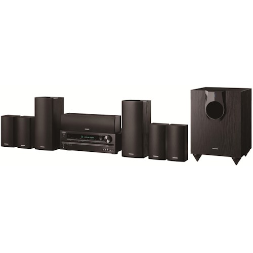 Onkyo Home Theater Systems 7.1 Channel Home Theater System with 3D Capability