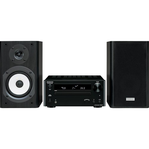 Onkyo Mini Systems 2 Channel CD Receiver Shelf System