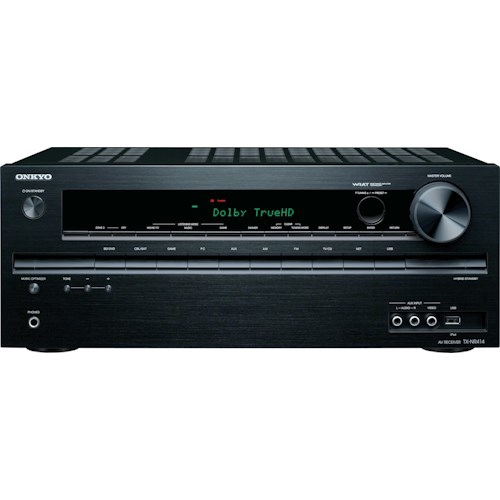 Onkyo Receivers 5.1 Channel AV Receiver with 3-D Ready Network