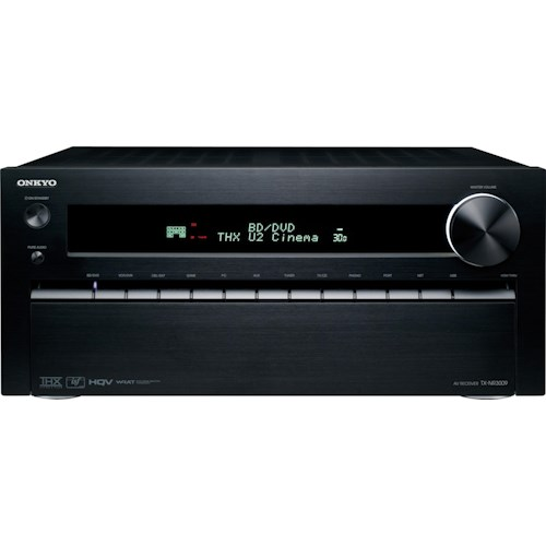 Onkyo Receivers 9.2 Channel AV Receiver with THX Ultra2 Plus Certification and Eight 1080p Capable HDMI Inputs
