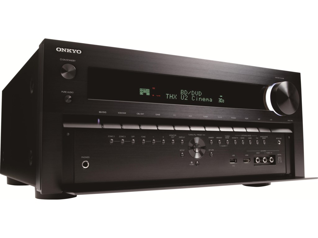 Onkyo's New Flagship Home Network Receiver