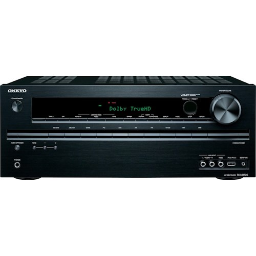 Onkyo Receivers 5.2 Channel Network A/V Receiver That's Wireless & Bluetooth Ready