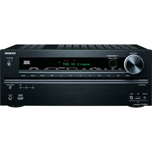 Onkyo Receivers 7.2 Channel AV Receiver with THX® Certification