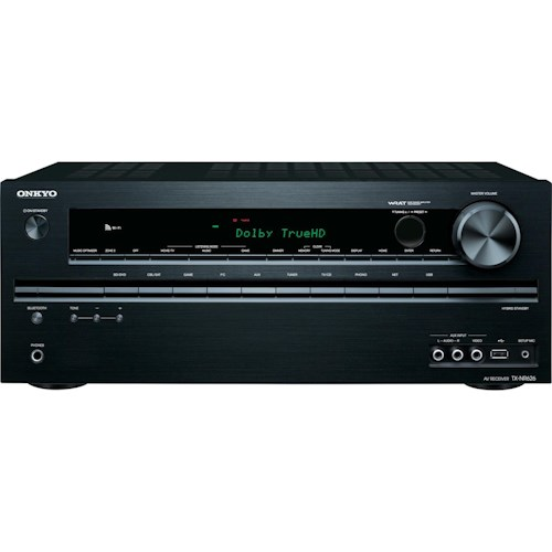 Onkyo Receivers 7.2 Channel Network A/V Receiver with Built-In Wireless & Bluetooth