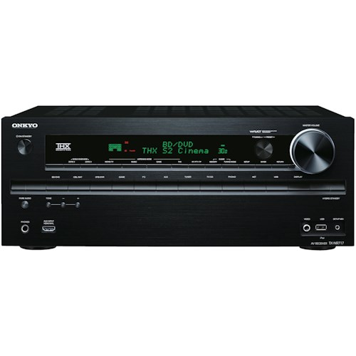 Onkyo Receivers 7.2 Channel Network AV Receiver with THX® Certification