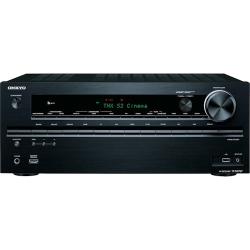 Onkyo Receivers 7.2-Ch Network A/V Receiver with THX Select2 Plus