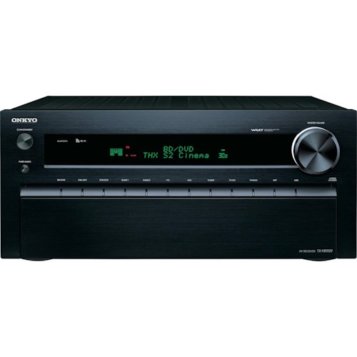 Onkyo Receivers 9.2-Ch Network A/V Receiver with HDMI for 4K Passthrough