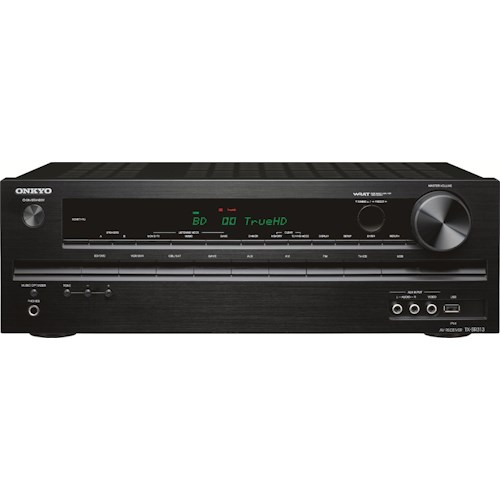 Onkyo Receivers 5.1 Channel Home Theater Receiver with 3-D Connectivity