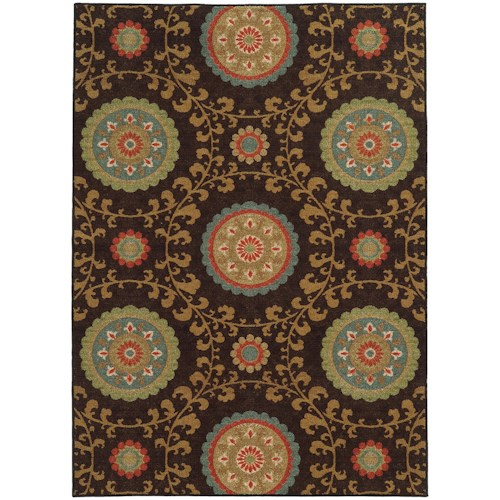 Oriental Weavers Arabella 3' 3
