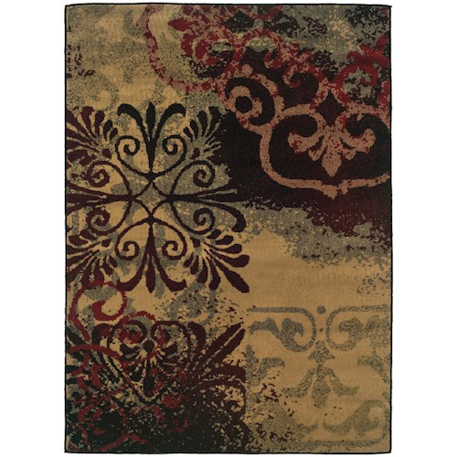 Oriental Weavers Camden 1'10