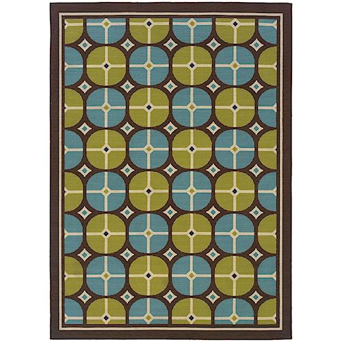 Oriental Weavers Caspian 6' 7