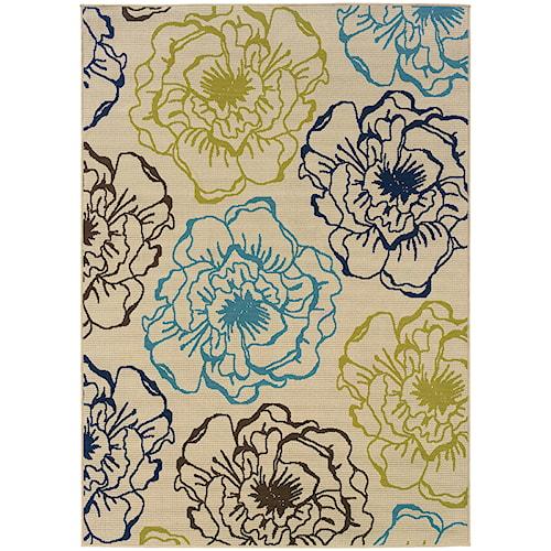 Oriental Weavers Caspian 2' 5