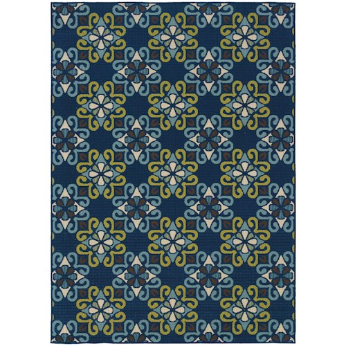 Oriental Weavers Caspian 1' 9