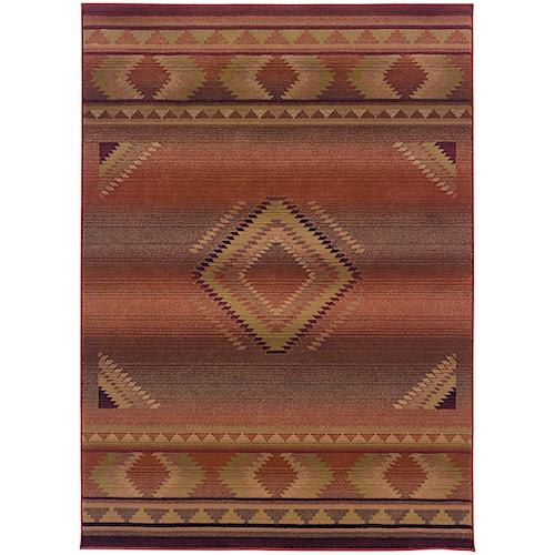 Oriental Weavers Generations 2' X  3' Rug