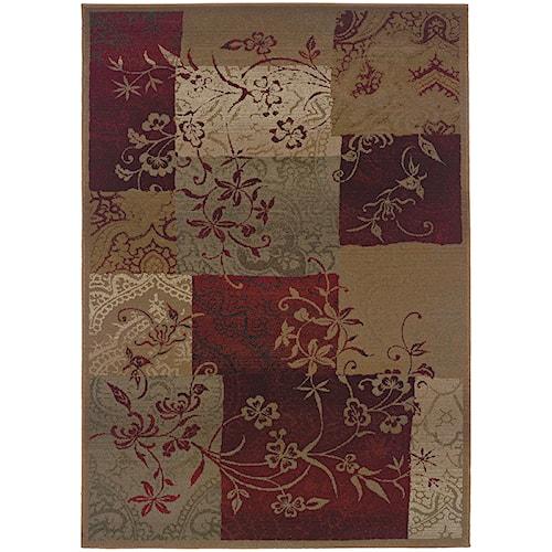 Oriental Weavers Genesis 7'10