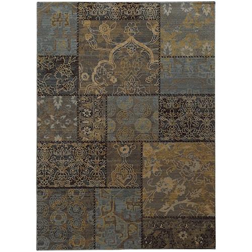Oriental Weavers Heritage 7'10