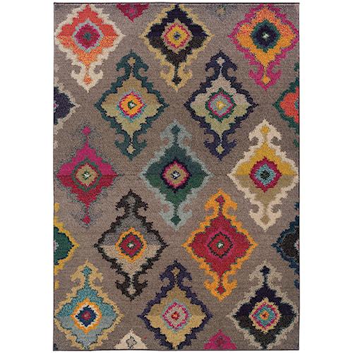 Oriental Weavers Kaleidoscope 7'10