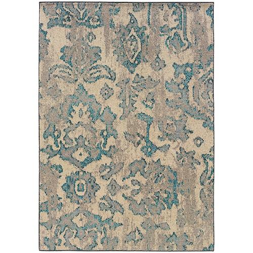 Oriental Weavers Kaleidoscope 4' 0