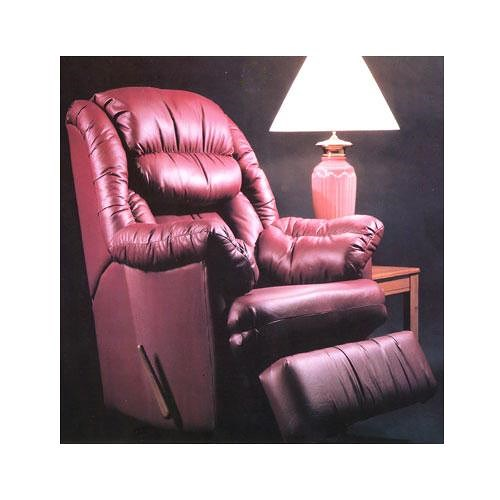 Ort Manufacturing Handle Recliner Rocker Recliner with Coil Seating