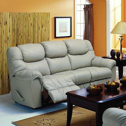 Palliser Regent Reclining Three Seat Sofa