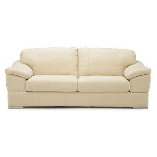 Palliser Acapulco Casual Sofa with Pillow Arms