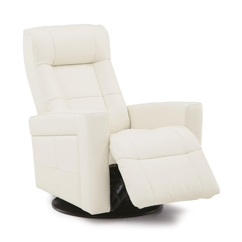 Palliser Chesapeake Contemporary Swivel Glider Recliner