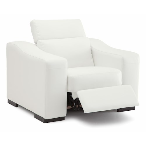Palliser Cortez II Sleek Wallhugger Recliner w/ Power