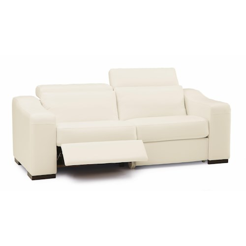 Palliser Cortez II Contemporary Sofa Recliner w/ Power
