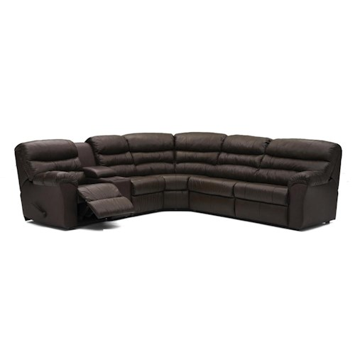 Palliser Hollywood Sofabed Sectional Configuration D
